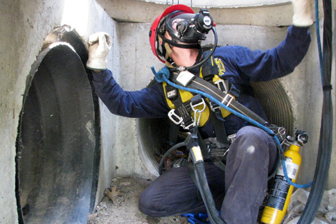 Confined Space Rescue Operations and Technician